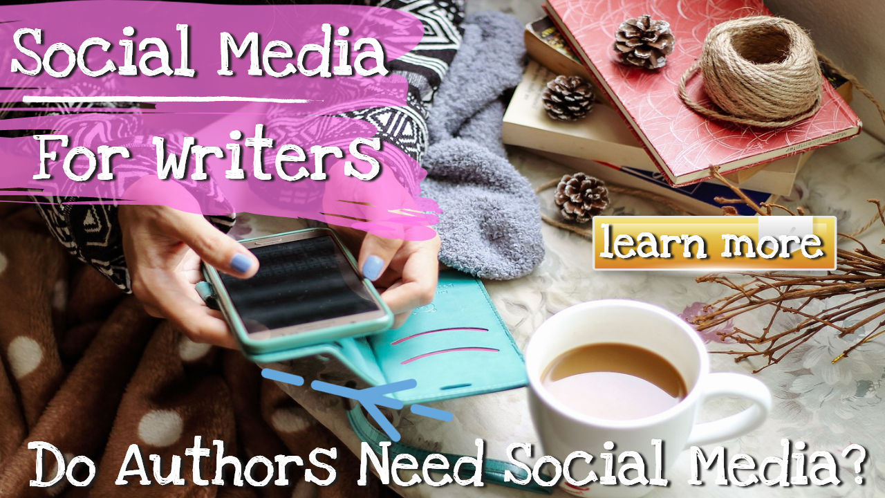 How Much Time Does Social Media For Writers Take?
